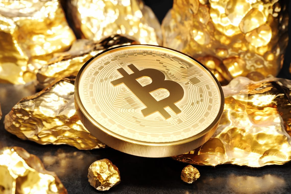 Blackrock: gold does not protect against inflation. What about bitcoin?