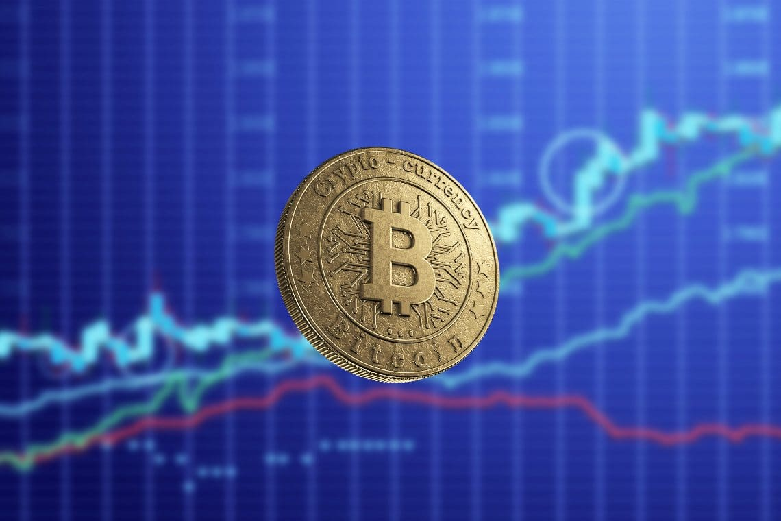Bitcoin, prices climb in pursuit of $60,000