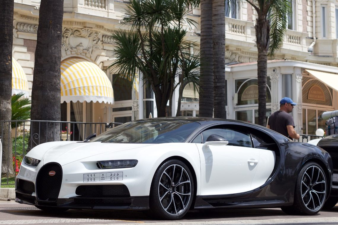 In 2023 a Bugatti will cost 1 bitcoin, says the CEO of Kraken