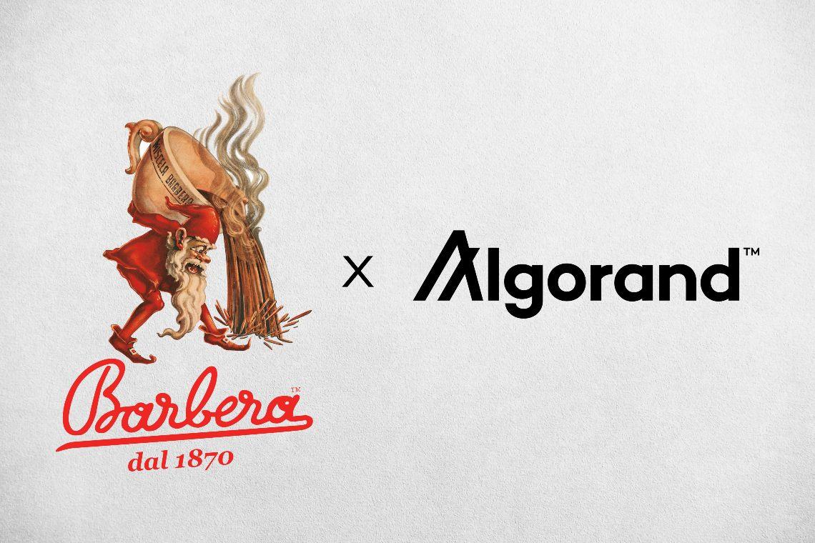 Caffè Barbera is using the Algorand blockchain