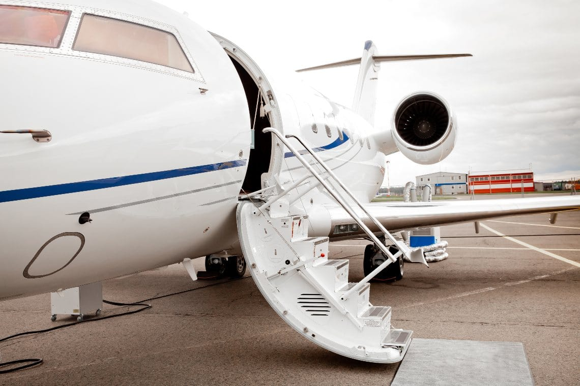 Fast Private Jet with BitPay: world's largest crypto transaction for a jet flight
