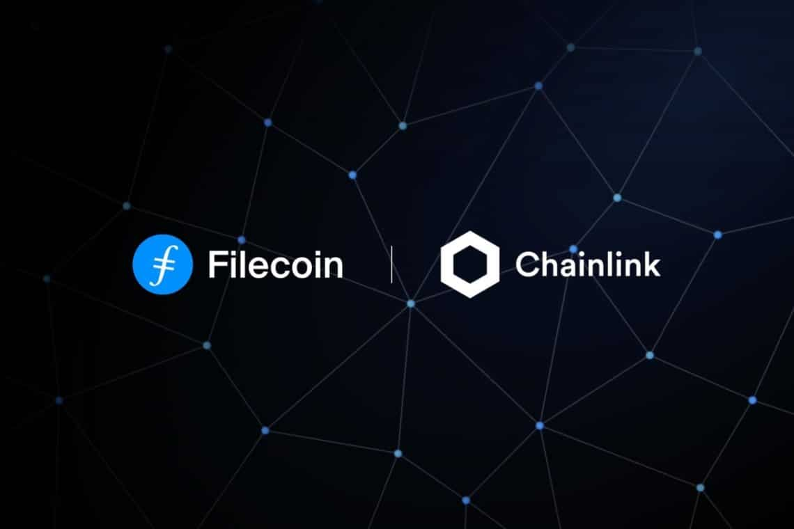 Chainlink connects Filecoin to Ethereum