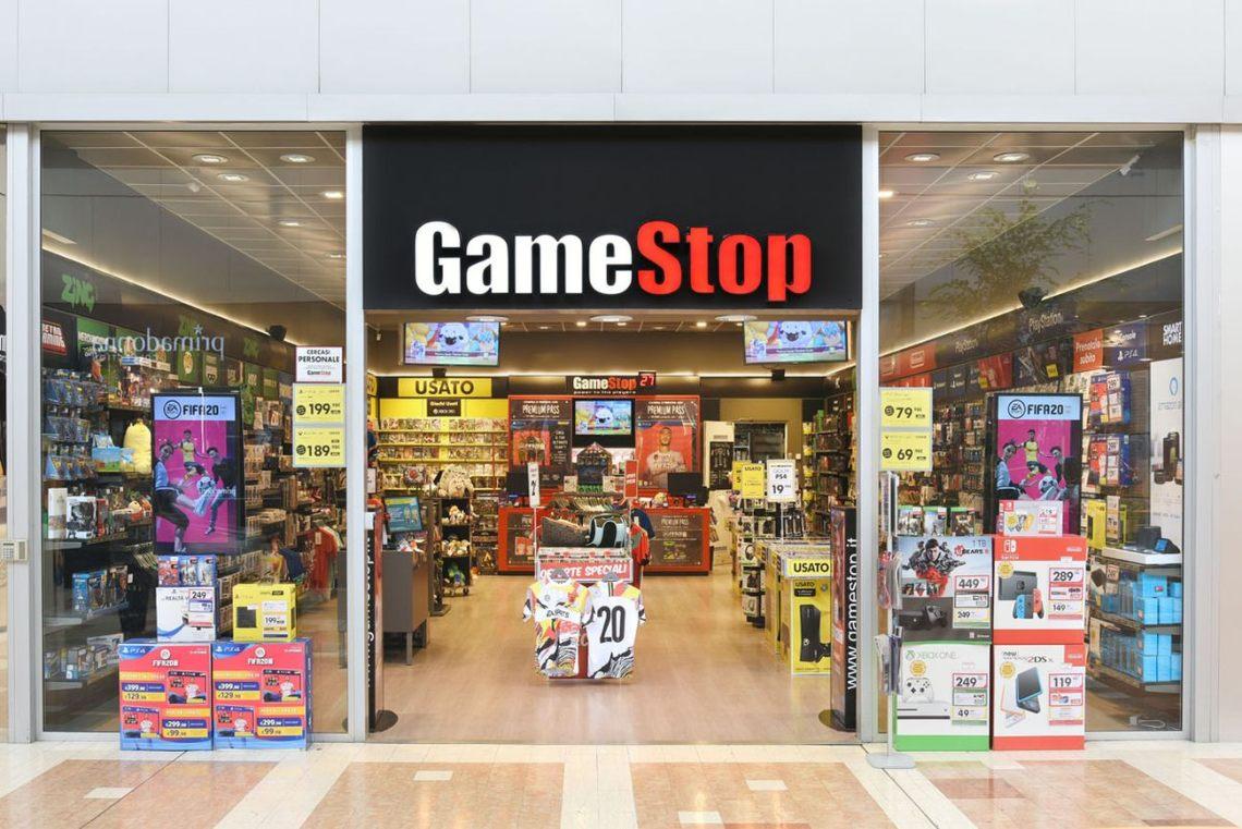 The Gamestop stock is a meme in finance