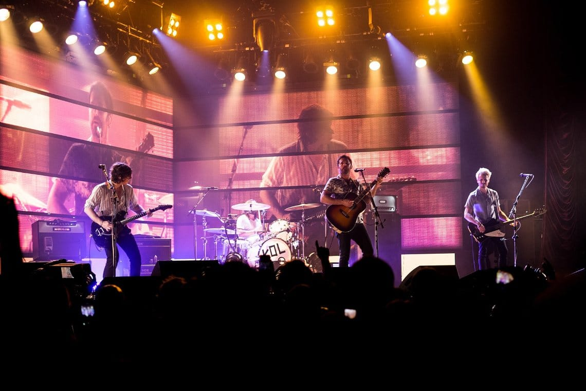 Kings of Leon: album as NFT changes the music industry