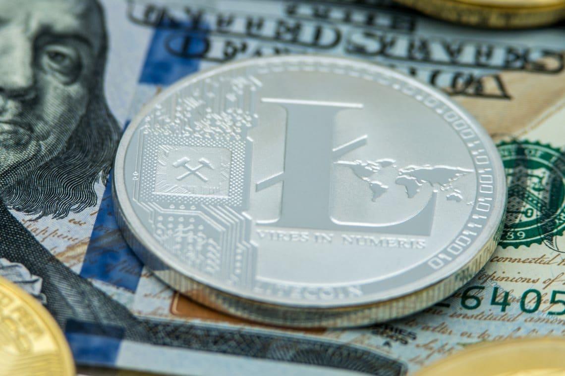 Litecoin: higher sentiment on social media last week