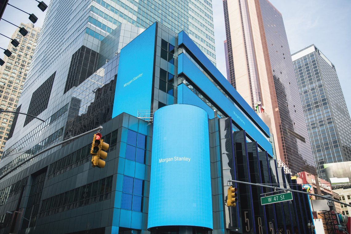 Morgan Stanley allows bitcoin purchases