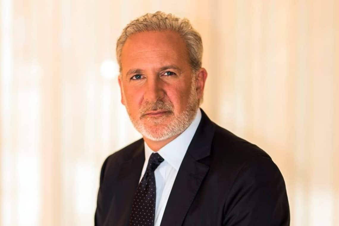 The curious battle between Peter Schiff and his son about Bitcoin