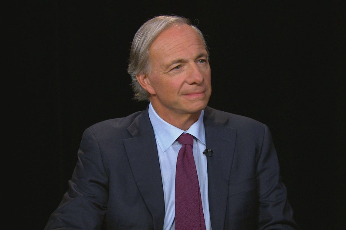 Ray Dalio: investing in bonds is stupid