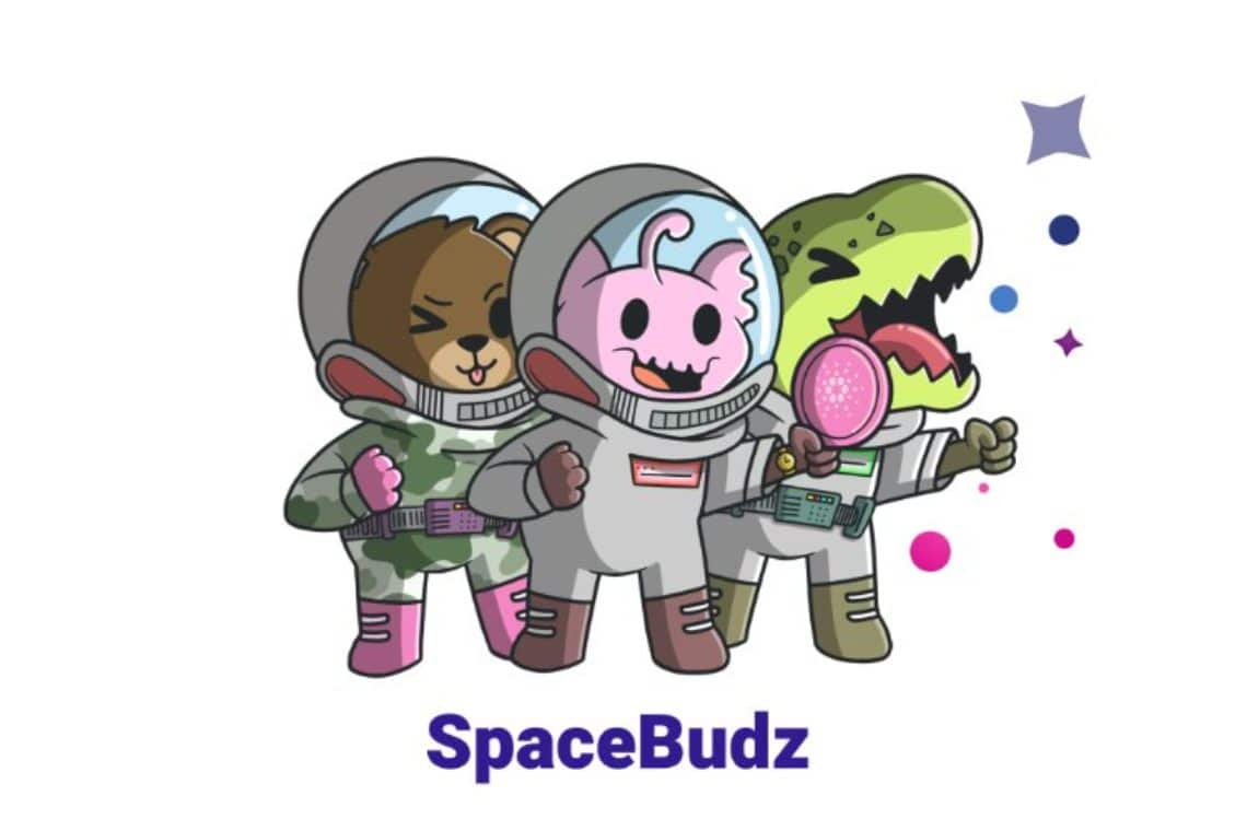 SpaceBudz: new astronaut NFTs on Cardano