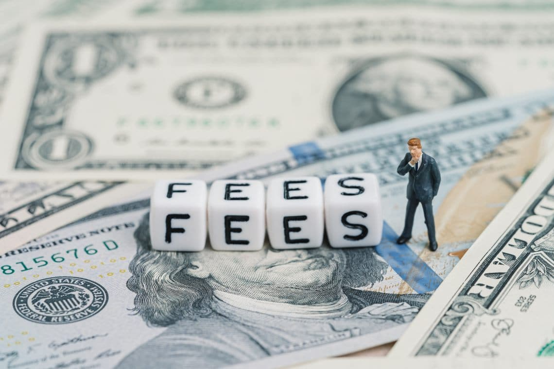 Wirex, storage fee upsets users