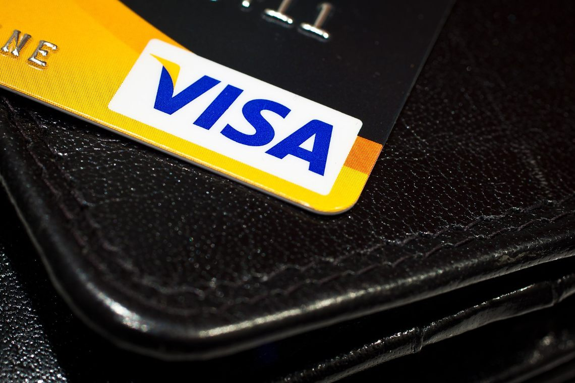 Visa carried out the first transaction in USDC