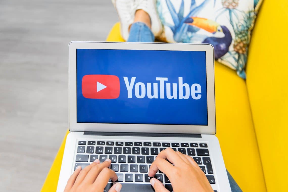 A collaboration between Ripple and YouTube?