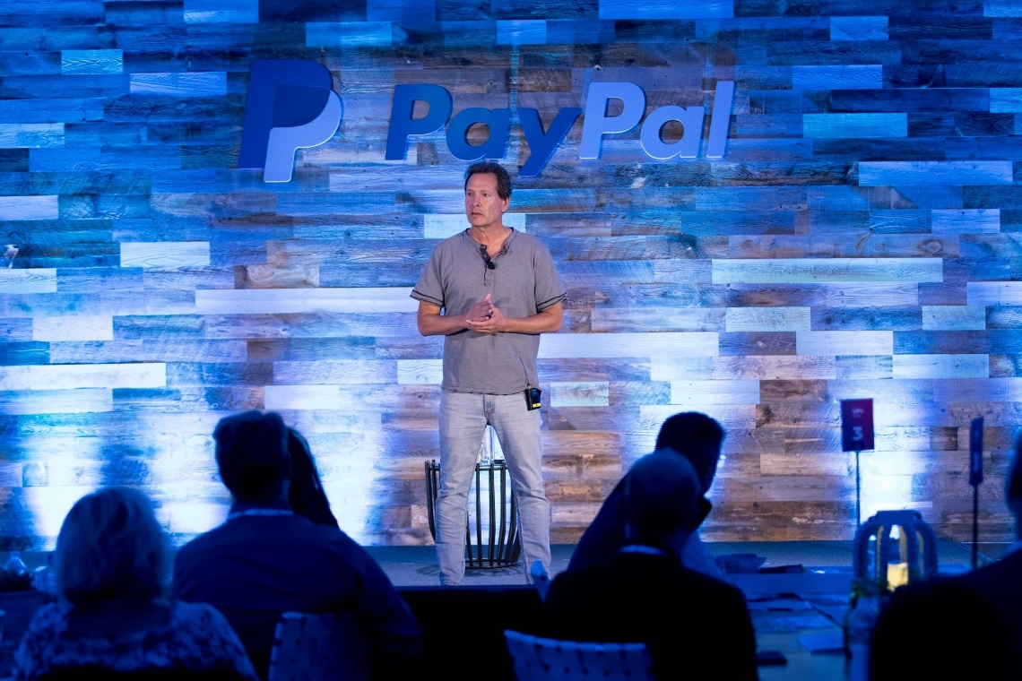 Dan Schulman: the CEO of PayPal owns bitcoin