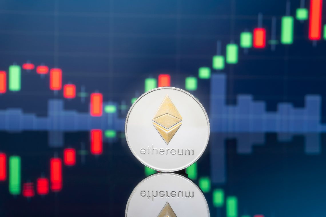 Record-breaking Ethereum reaches $2,150