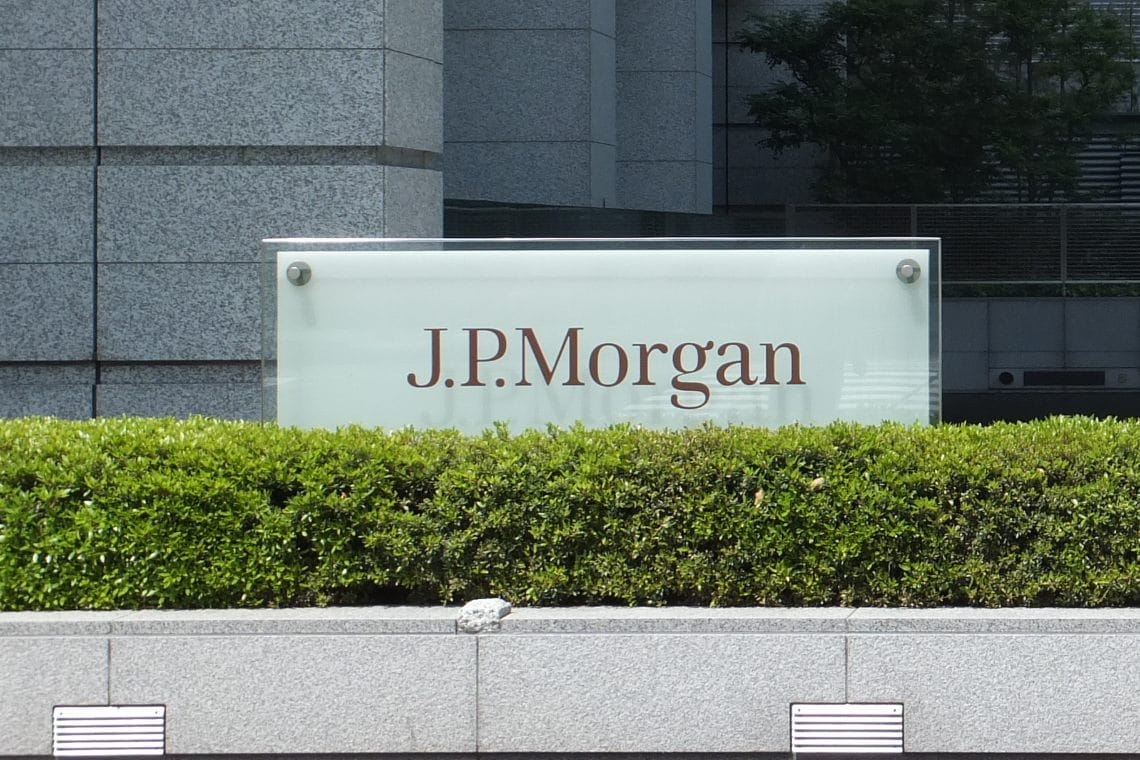 JPMorgan Chase will launch a bitcoin fund