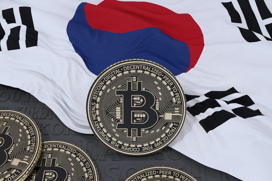 South Korea, peak for Kimchi Premium on bitcoin