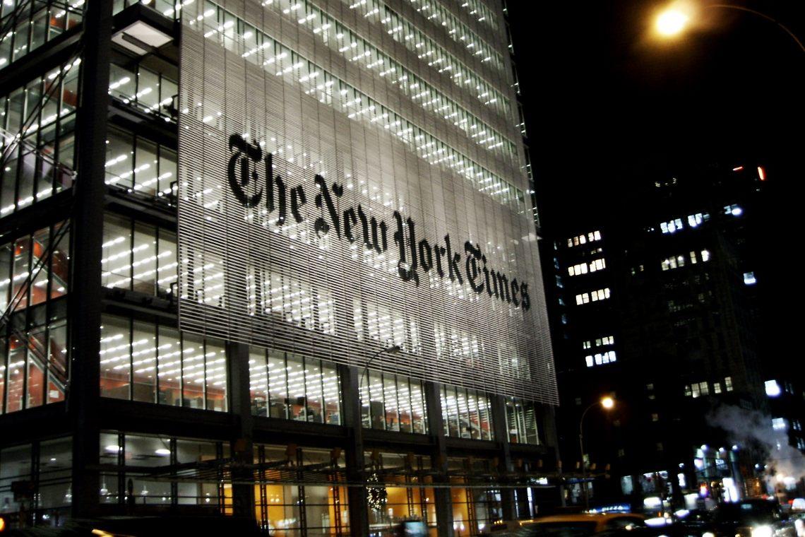 NFT New York Times