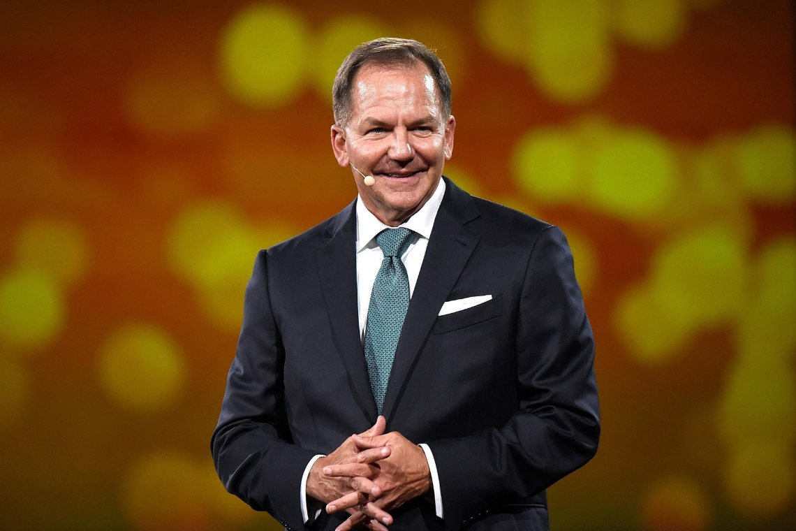 Paul Tudor Jones, investments in Bitcoin with Bakkt and Coinbase
