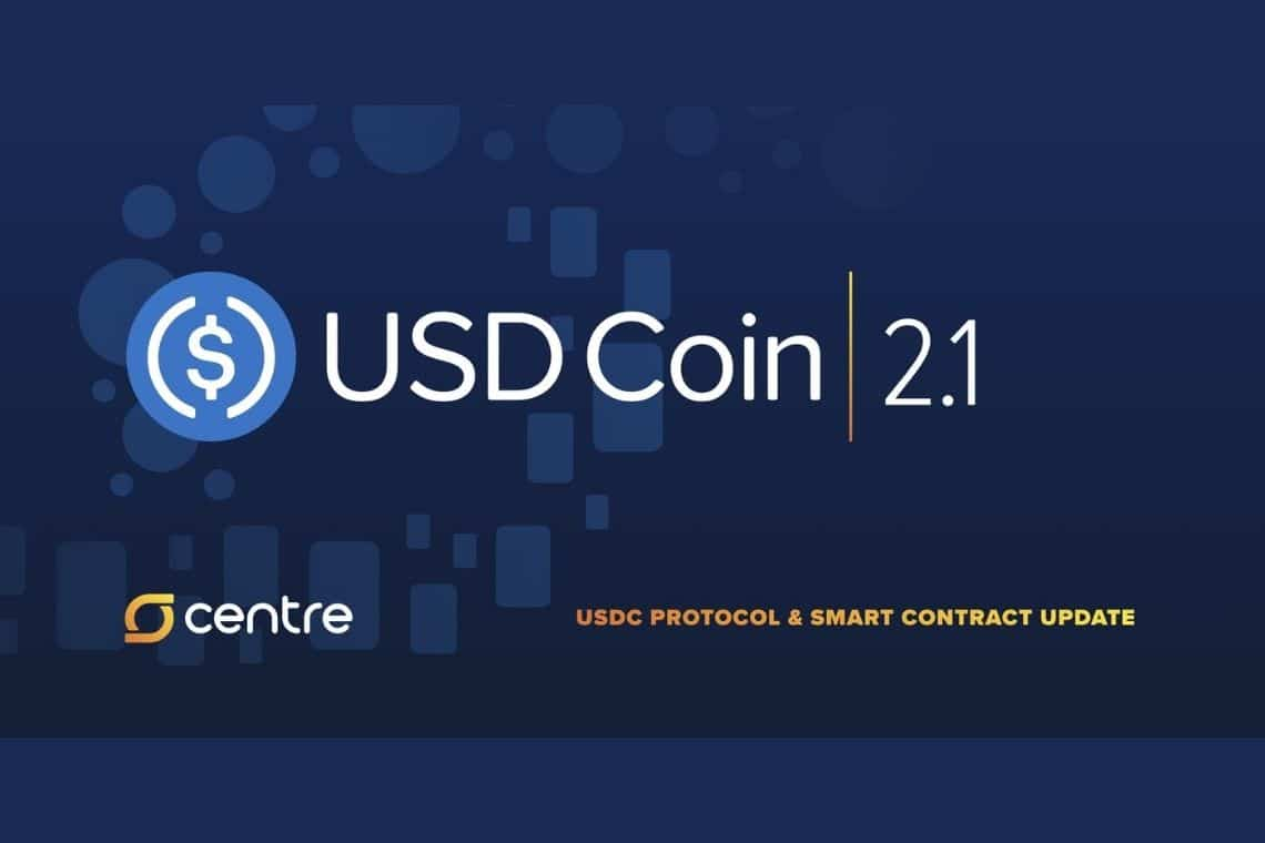 USD Coin (USDC) version 2.1 has been announced