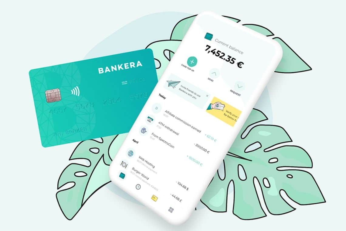 Bankera, blockchain bank introduces SEPA Instant