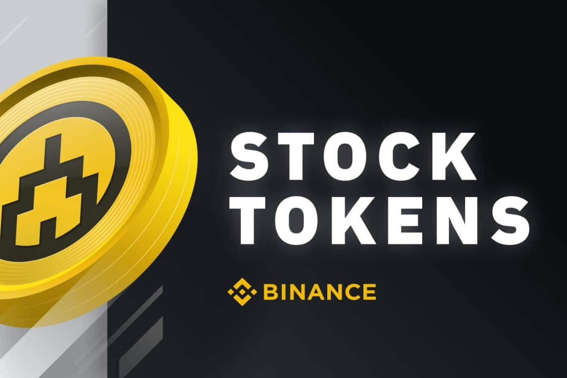 Binance launches stock tokens with zero fees