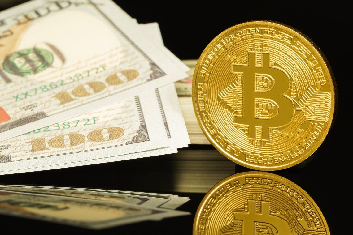 Bitcoin, record market cap but below 50% dominance