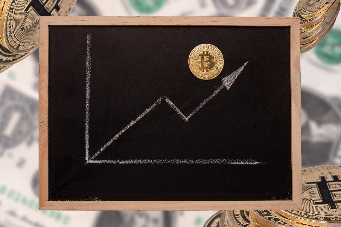 Bitcoin: Fibonacci extension indicates possible strong growth