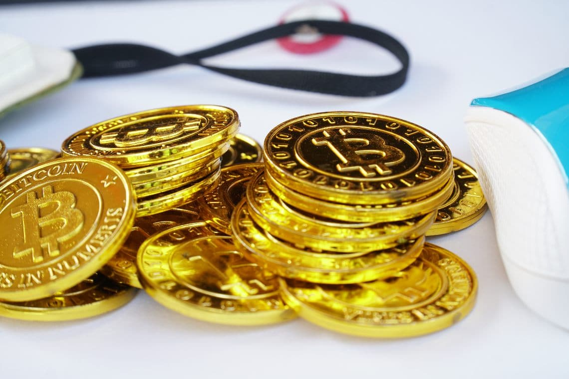 Bitcoin Trust Grayscale gold