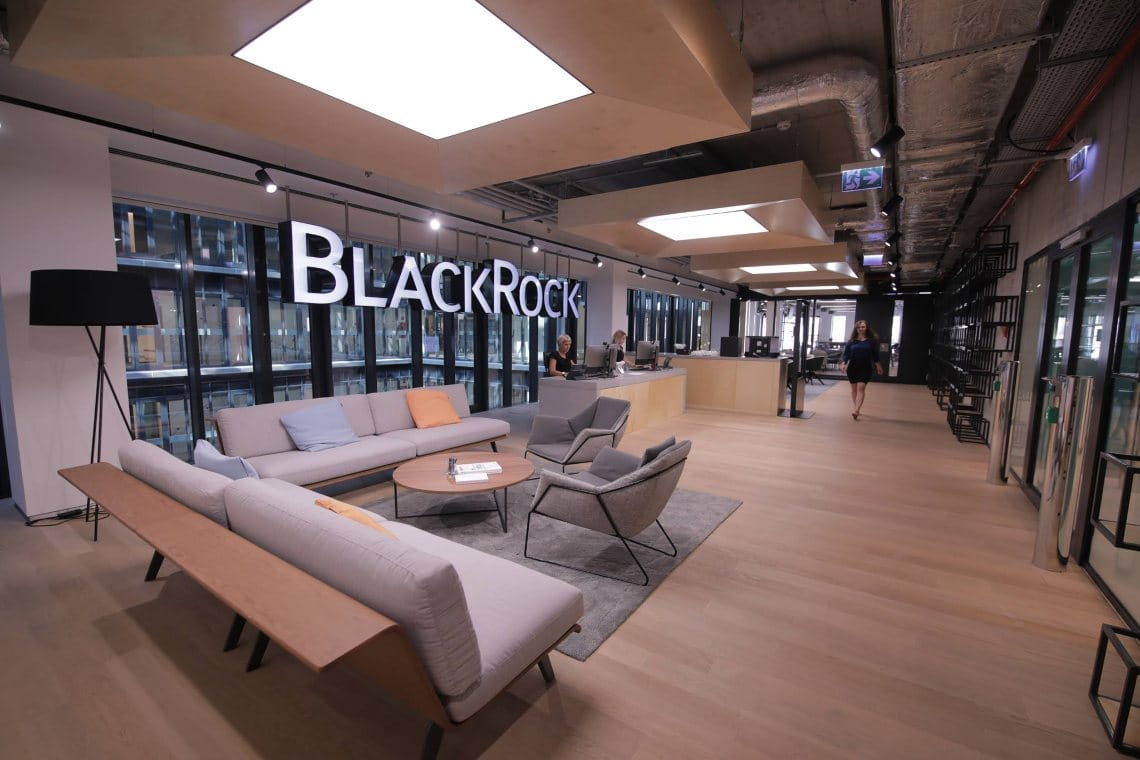 Official: BlackRock has bought bitcoin futures