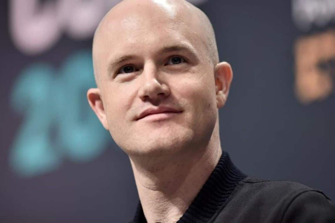 Coinbase, the CEO has sold 2% of his stock holdings