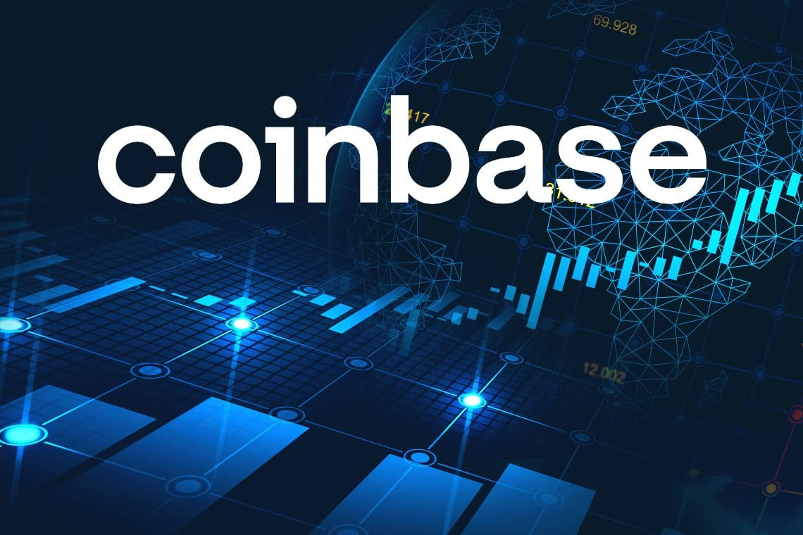 Stable price for the Coinbase stock