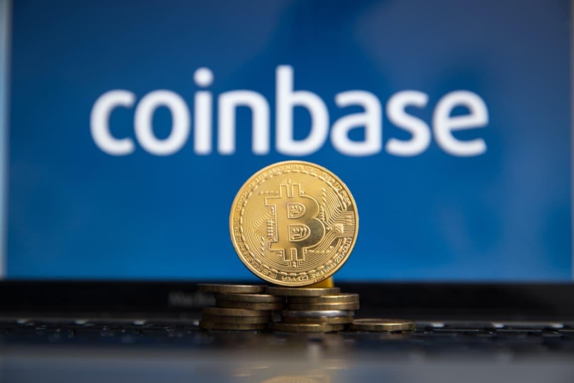 Coinbase searches