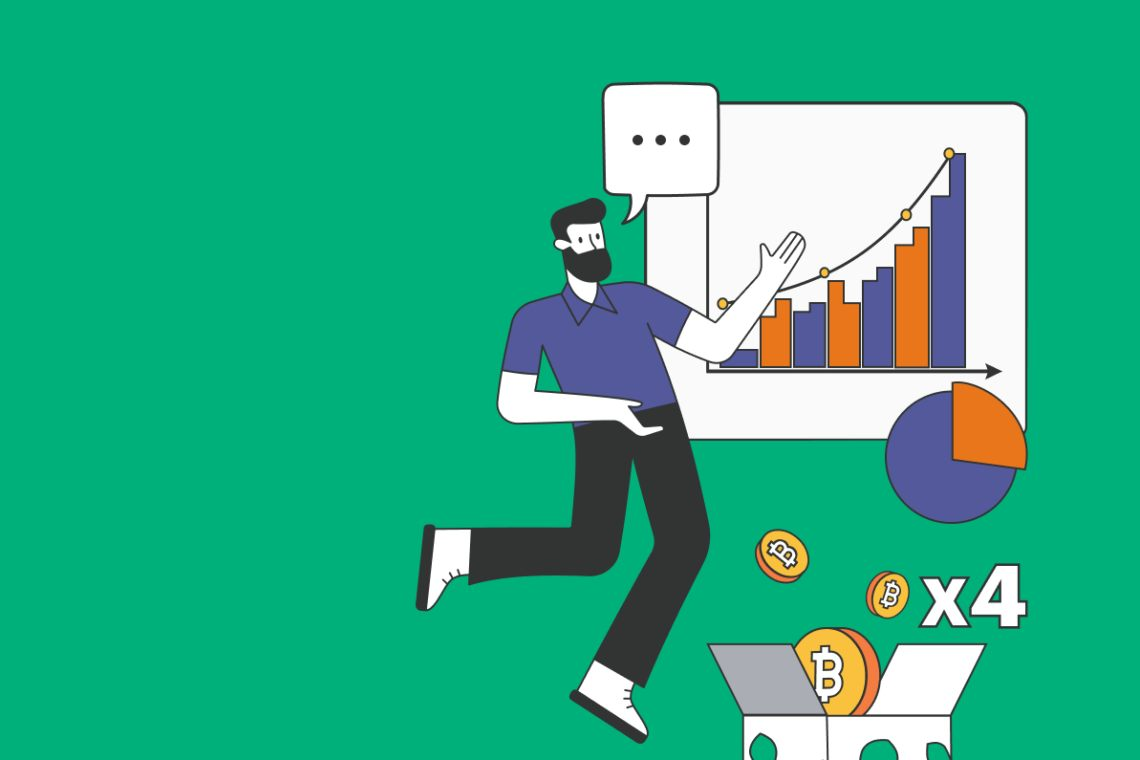 A Pro Tip for Quadrupling Your BTC