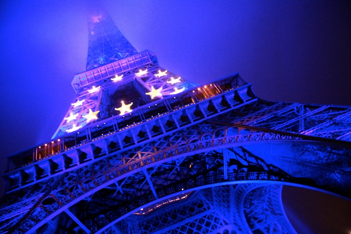 OVR: The Eiffel Tower is now on sale in NFTs