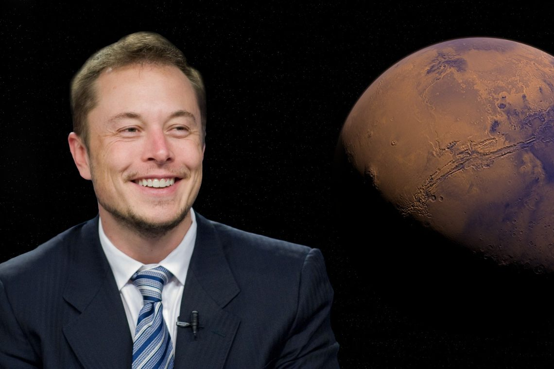 """Elon Musk: """"Space X will take Dogecoin to the Moon"""""""