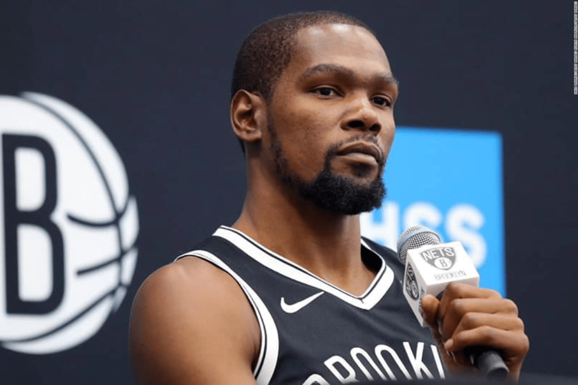 Bitcoin and the NBA: Kevin Durant has invested in Coinbase