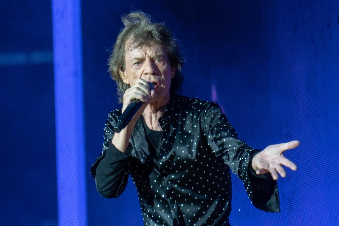 Even Mick Jagger has his NFT