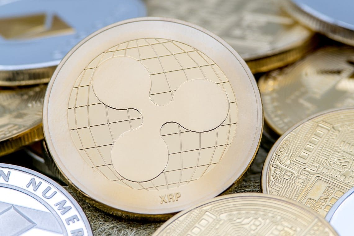 Why is Ripple (XRP) going up?