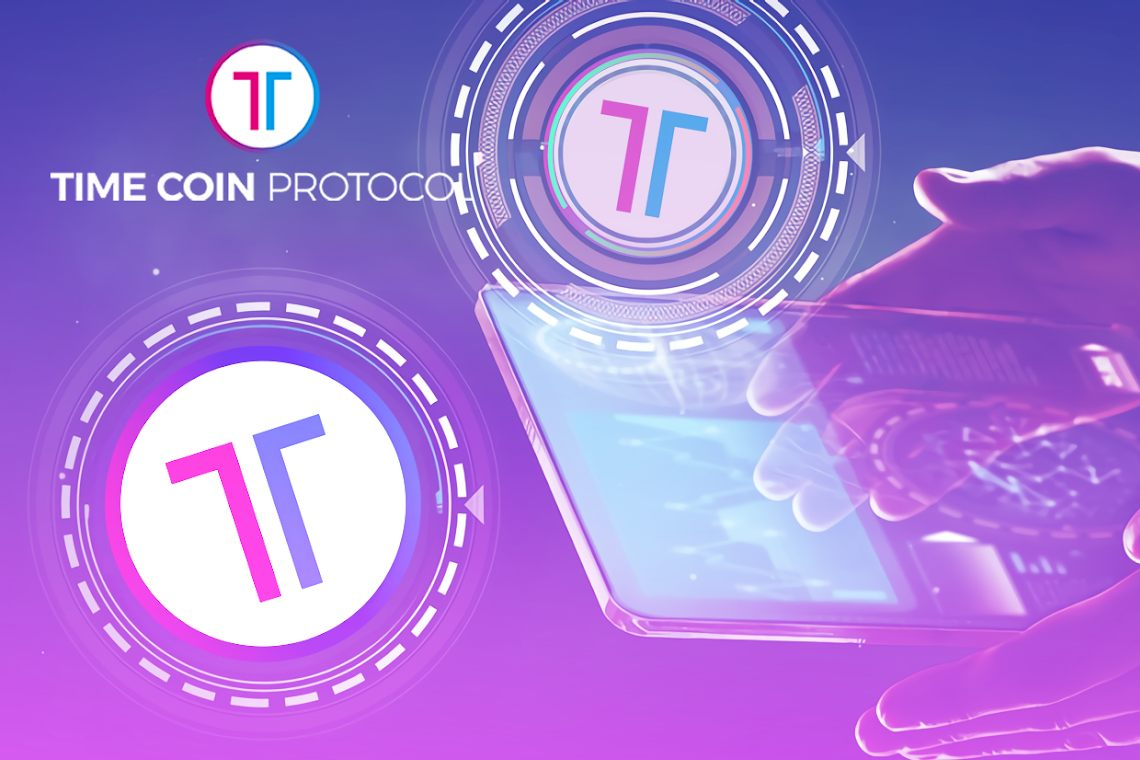 The best NFT & DeFi project token sale, TimeCoin (TMCN)