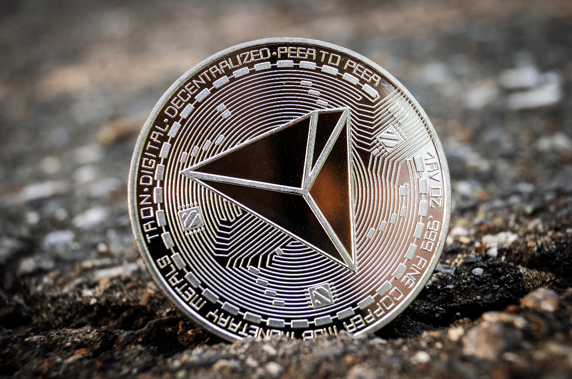 Tron (TRX) +10%: news drives price up