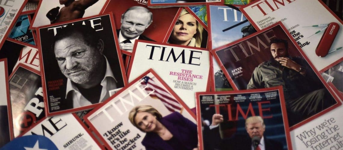 Time, the magazine will release videos on Bitcoin