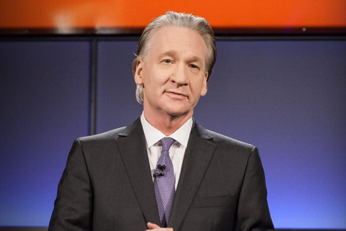 Bill Maher: bitcoin like Monopoly money