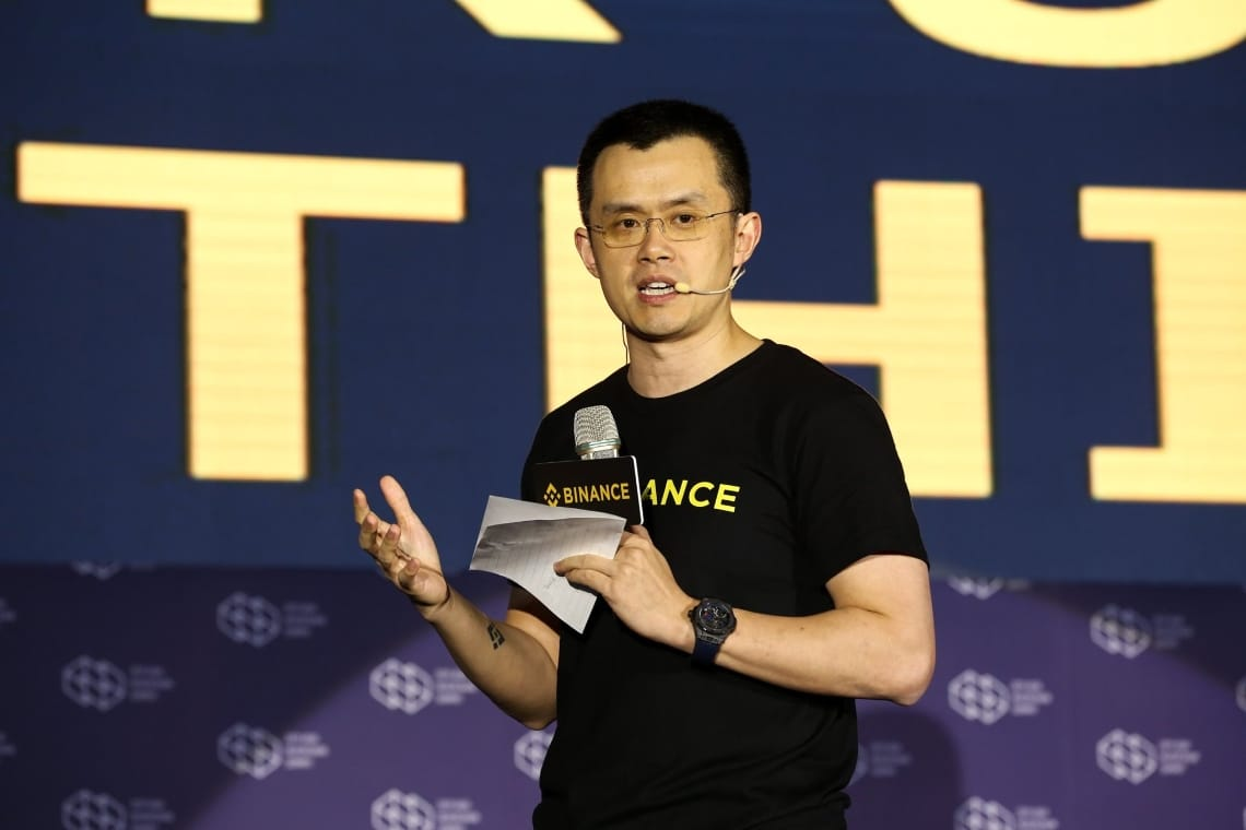 "Binance: ""bitcoin less volatile than Apple or Tesla"", says CEO CZ Zhao"