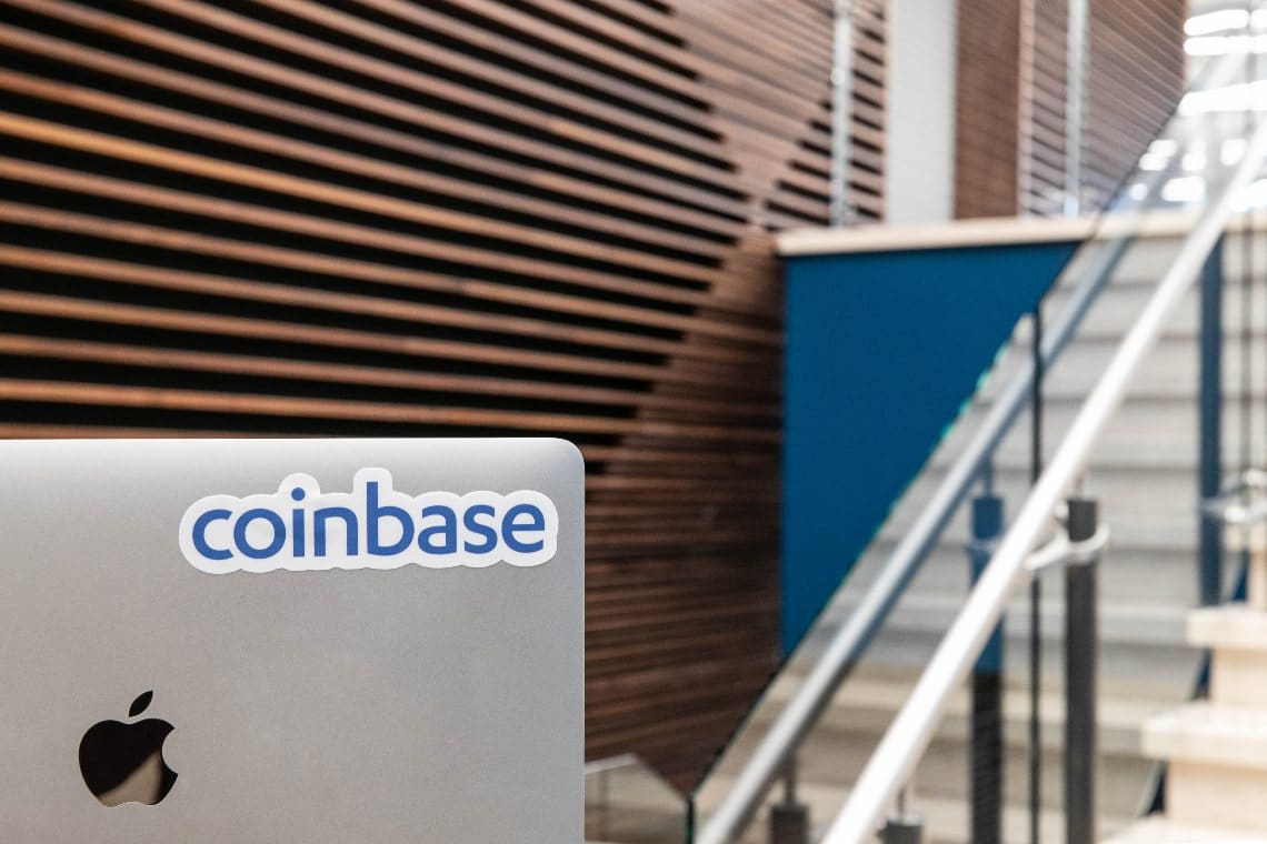 Coinbase changes policy: they will list new cryptocurrencies