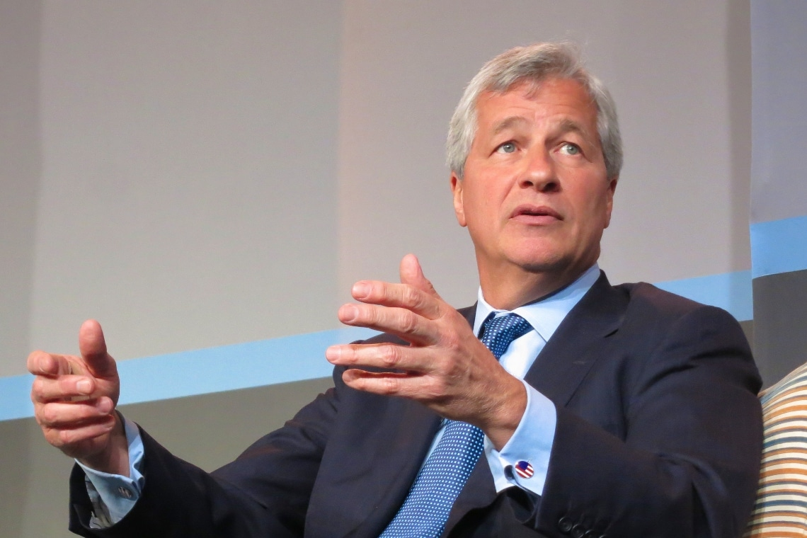 Jamie Dimon: I'm not interested in Bitcoin, but my clients are