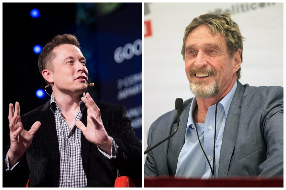 Elon Musk, John McAfee and the manipulation of Bitcoin and Dogecoin: can tweets alter the value of an asset?