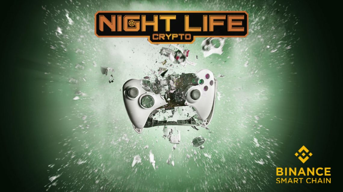 NLIFE: the DeFi gaming token coming soon