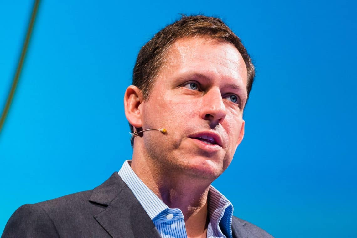 Peter Thiel and Block.one launch the Bullish exchange