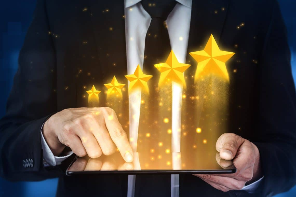 Positive reviews for ROInvesting