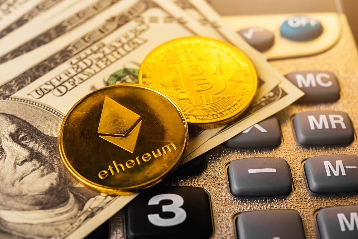 Ethereum and Bitcoin Price Analysis